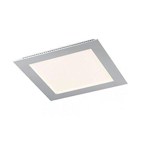 Syska 12 Watt Square LED Panel Light (Natural White)