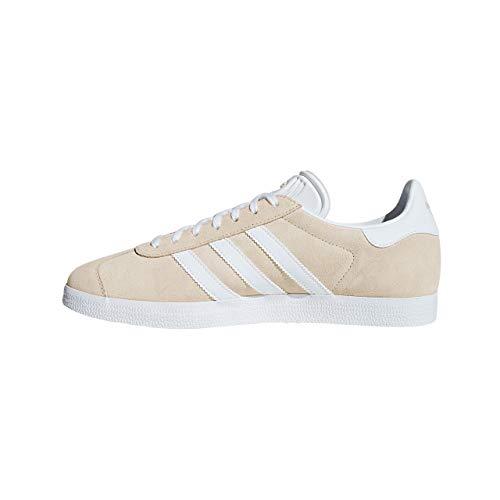 De blanco 000 Adidas Gazelle Deporte Hombre Para Zapatillas Blanco pE4EqZ