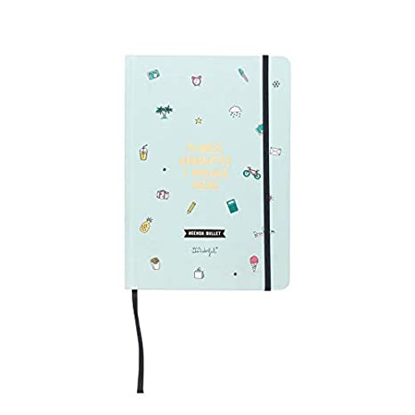 Amazon.com : Mr. Wonderful - Agenda Bulllet 2019 - Plans ...