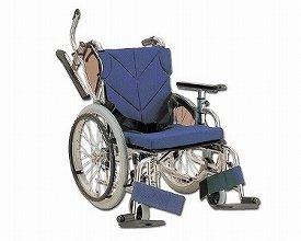 自走用 車椅子 低床型簡易モジュール KZ20-38 40 42-SSL 超々低床タイプ 座幅40cm No.69 (メッシュ青) B0090BHF1W