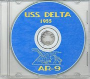 Download USS Delta AR 9 1955 Cruise Book PDF