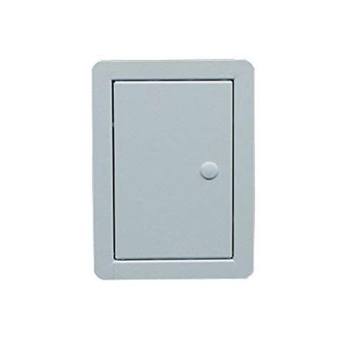 Fire Rated 150 x 230 Metal Steel Access Panel Inspection Hatch Hinged Gas Safe Timloc