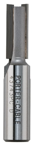 PORTER-CABLE 43743PC 13/32-Inch Carbide-Tipped Dovetail Router Bit
