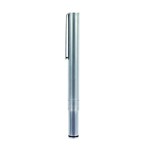 Lexon Archi Short Gel Ink Pen (Aluminum)