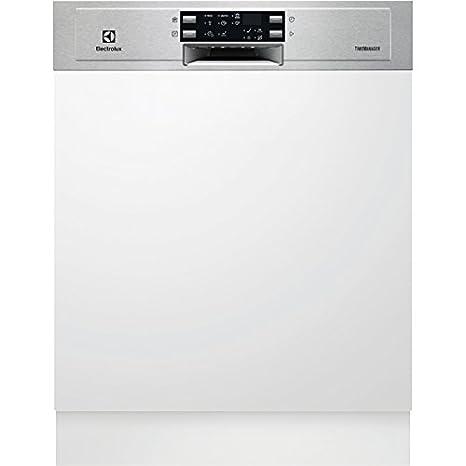 Electrolux ESI5533LOX Semi-incorporado 13cubiertos A+ lavavajilla ...