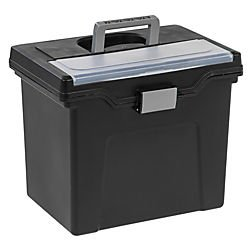 office-depot-large-mobile-file-box-letter-size-11-5-8inh-x-13-3-8inw-x-10ind-black-silver-110987