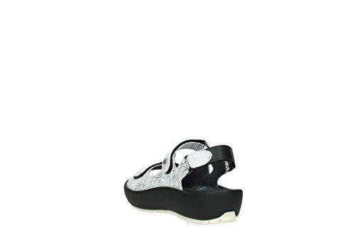Bianco Wolky 711 3325 Donna Sandali Xq4n6Y1B