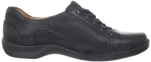Clarks Dames Un.birch Oxford Zwart