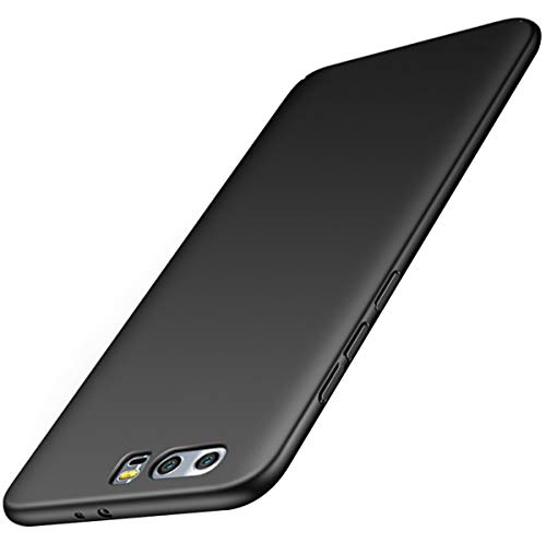 9 rayures Case Avec Bumper Soyeux Anti Ultra dérapante Huawei pc Absorption Matière Pour 9 Cover Honor Coque Compatible Antichoc Noir Léger Anti Mince byIYgvf76