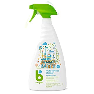 Babyganics Multi Surface Cleaner, Fragrance Free, 32 oz