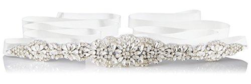 Clover Bridal Crystal Rhinestone Wedding