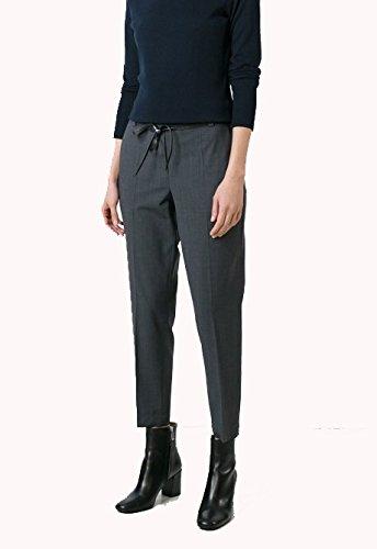 Lana M0w07p6119c796 Brunello Cucinelli Mujer Pantalón Gris w7wFxq