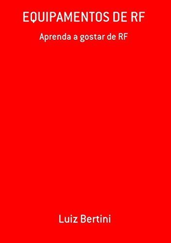 Equipamentos De Rf (Portuguese Edition)