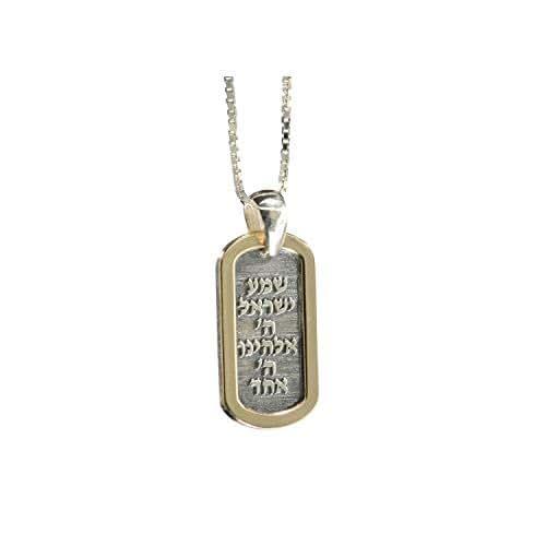 Amazon.com: Baltinester Jewish Jewelry Sterling Silver and