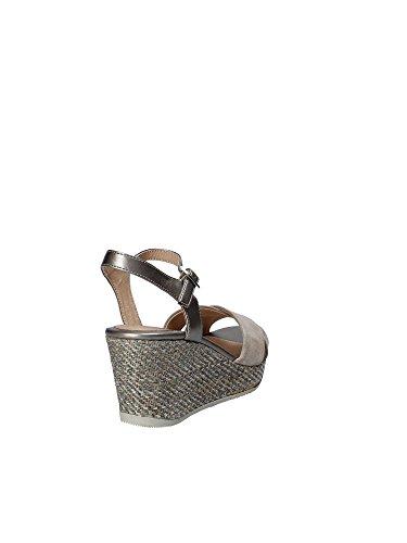 Sandalo Zeppa 110264 Stonefly Donna Grigio Pwq5E6g