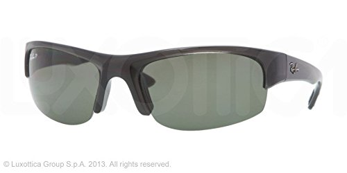 0e4c7ce06a ... best price ray ban 4173 60069a opal grey 4173 rimless sunglasses  polarised lens category 3 06c11 ...