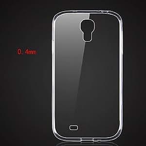 patrón de la cara de sonrisa de la PU de cuero cubierta de la caja de cuerpo completo para Samsung s3 i9300