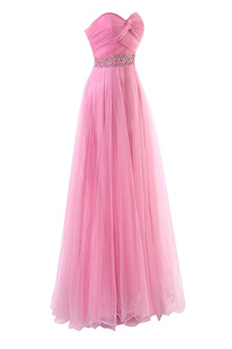 Formal Long Line Bess Bridesmaid Lilac Women s Dresses Tulle Bridal Beaded A Prom qRw8wYXA