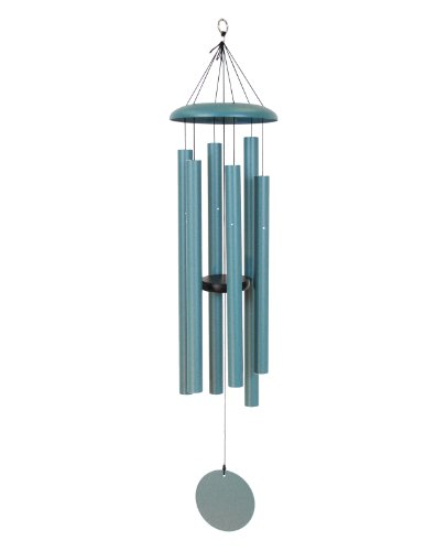 Corinthian Bells 44-inch Windchime, Patina Green