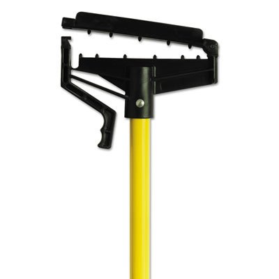 O-Cedar Commercial CB965166 Quick-Change Mop Handle, 60'', Fiberglass, Yellow (Case of 6) by O-Cedar Commercial