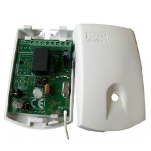 Elmes U1HR 1-channel receiver 433,92Mhz. Dynamic code system KEELOQ, Transmitter Memory Capacity - 112 remote controls!!! RANGE (Dynamic Transmitter)
