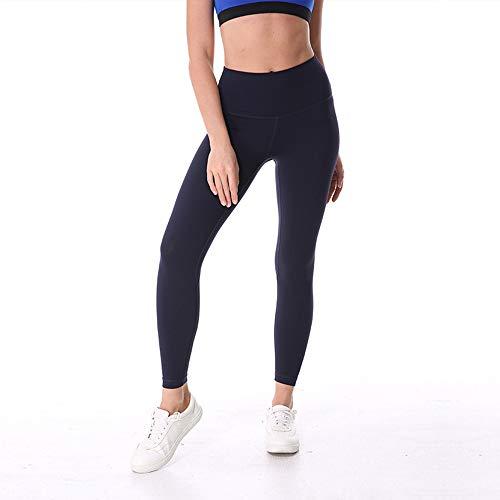 lo quotidiano Xiaoqin il intelligente vita fitness alta corsa donne Black a delle e Legging yoga l'uso e Compressione per flessibile la qwqHA