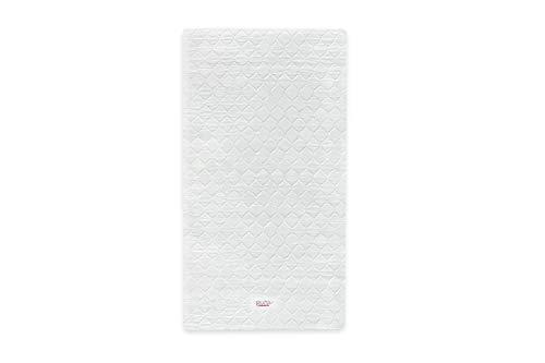 Babyletto Pure Core Non-Toxic Mini Crib Mattress with Hybrid Waterproof Cover