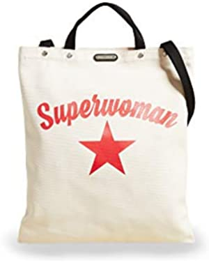 Women's Large Superwoman Tote