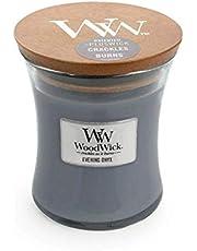 WoodWick Medium Kaars - Avond Onyx