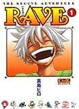 [Manga set] Rave Master [Vol.1-18] (Manga Comics)