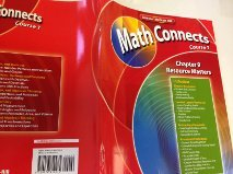 Download Glencoe McGraw-Hill Math Connects Course 1 Chapter 9 Resource Master ISBN 0078810272 9780078810275 PDF