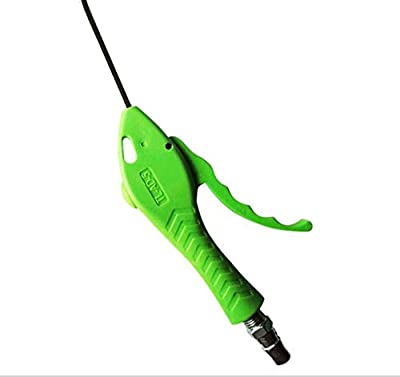 """duojin Air Blow Gun 17"""" Long Reach Spray Nozzle Compressed Air Gun Cleaning Tools"""