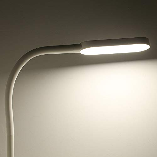 Lixada1 LED Desk Lamp Light Seneitive Touch Control 5 Levels Brightness Adjustable Dimmable 5 LevelsColor Temperature Changing USB Powered with Built-in 2000mAh High Capacity Rechargeable Battery by Lixada1 (Image #9)