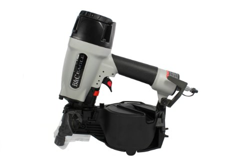 B&C Eagle CN65SP 15 Degree 1-1/4-Inch to 2-1/2-Inch Coil Siding Nailer