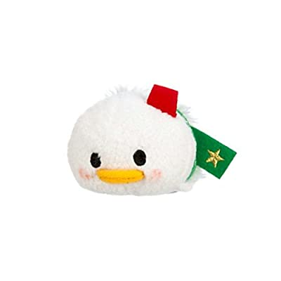 Disney Donald Duck Tsum Tsum Plush Holiday Mini Limited