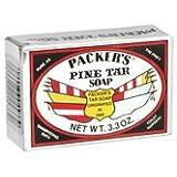 Elorac Inc Elorac Inc Packers Pine Tar Soap, 3.3 oz (Pack of 3)