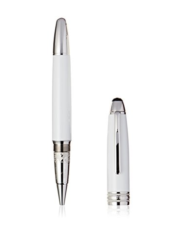 MontBlanc Meisterstuck Solitaire Tribute Roller Ball Pen (Day Platinum Roller Ball)