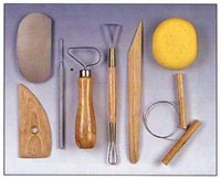 Amaco 210408 Pottery Tool Kit (Amaco Furniture Kits)