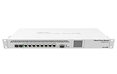 Mikrotik CCR1009-7G-1C-1S+ Ethernet LAN White Wired Router