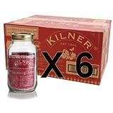 Set of 6 Kilner 1L Screw Top Preserve Preserving Jam Pickle Glass Storage Jar