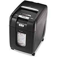 SWINGLINE Stack-and-Shred 175X Hands-Free Micro-Cut Shredder, 175 Sheet Capacity, Sold as 1 Each