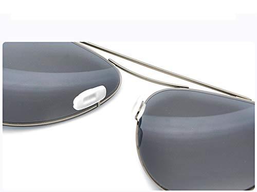 De para Mujer UV400 Aili Retro Hombre Antirreflejante Moda De Sol Gafas con B para Diseño B Lente Completo Y wXxS7xqp