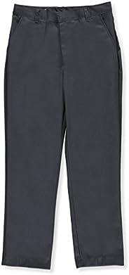 Galaxy School Uniform Big Boys' Double-Knee Pleated P