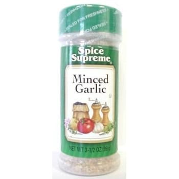 Spice Supreme - Minced Garlic(Pack of 48)