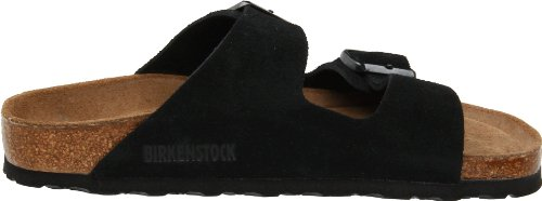 Birkenstock Arizona Soft Footbed Black Suede Regular Width - EU Size 35 / Women's US Sizes 4-4.5 by Birkenstock (Image #6)