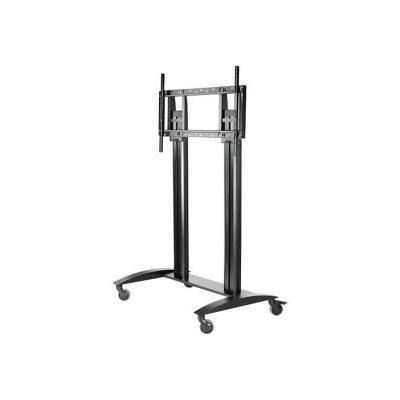 Racket Cart (Peerless SR598 Flat Panel TV Cart Display diagonal 55 - 98