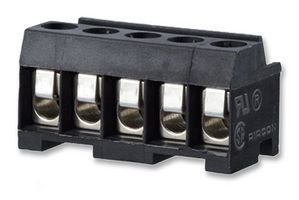 METZ CONNECT 31107106 TERMINAL BLOCK, PLUGGABLE, 6POS, 12AWG (10 pieces)