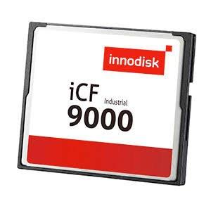 INNODISK DC1M-16GD71AC1QB --- 16GB iCF9000 SLC Industrial CF Card with Toshiba (Industrial, Standard Grade, 0°C ~ +70°C) by .innodisk.