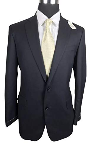 Brooks Brothers Slim Fit Stretch Wool Two-Button Suit Jacket Blazer 41 LNG - Wool Suit Brothers Brooks