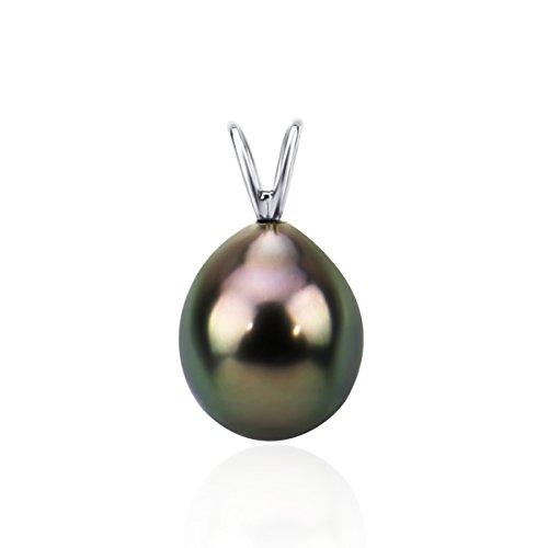 White Pearl Pendant - 7